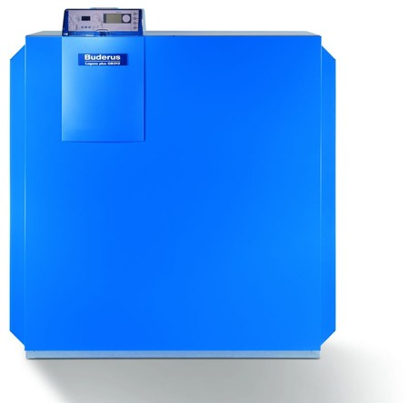 Конденсационный газовый котёл Buderus Logano plus GB312